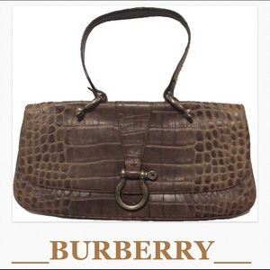 Vintage BURBERRY PURSE Ф